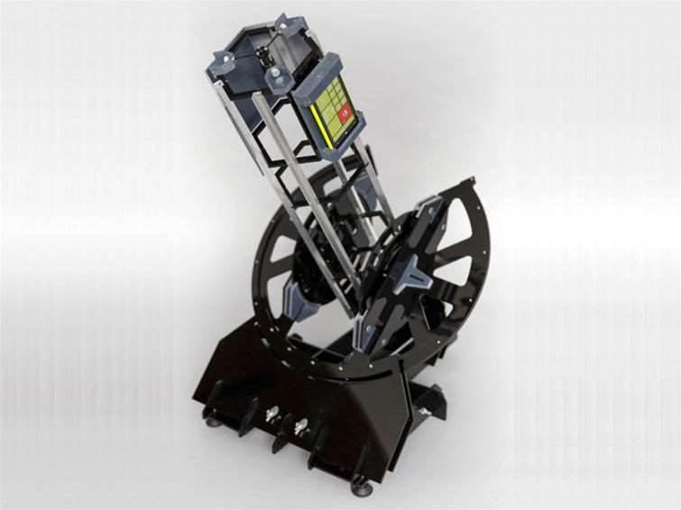 Microsoft develops 3D-printed mini-observatory