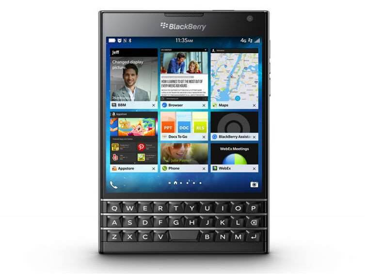 Lenovo may be about to acquire BlackBerry