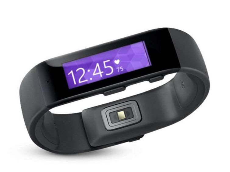 The Microsoft Band could be a game changer