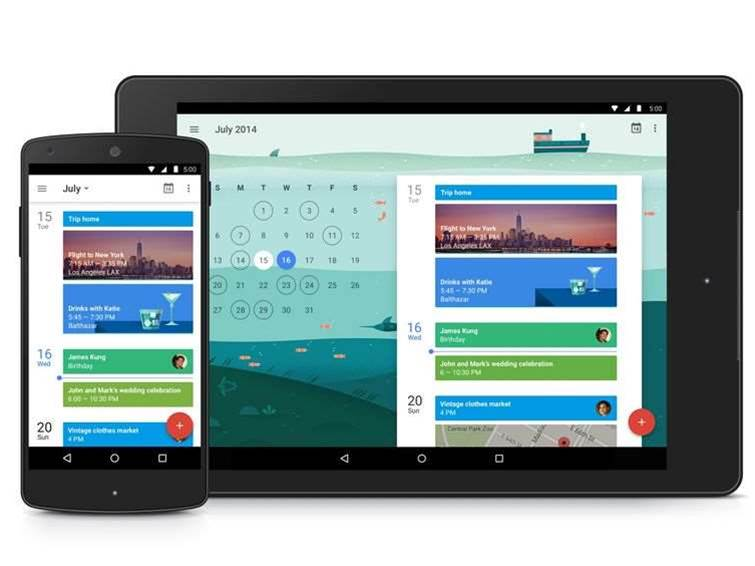 What's changed in the new Google Calendar ?