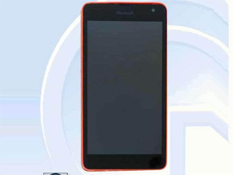Microsoft Lumia RM 1090 specs leak