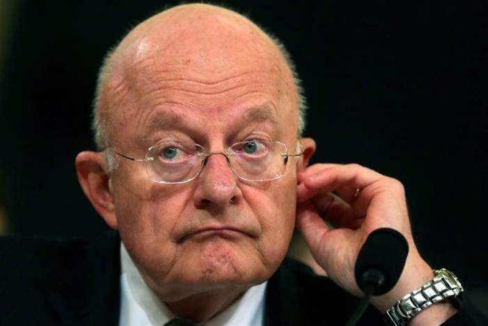 Controversial US spy chief Clapper quits