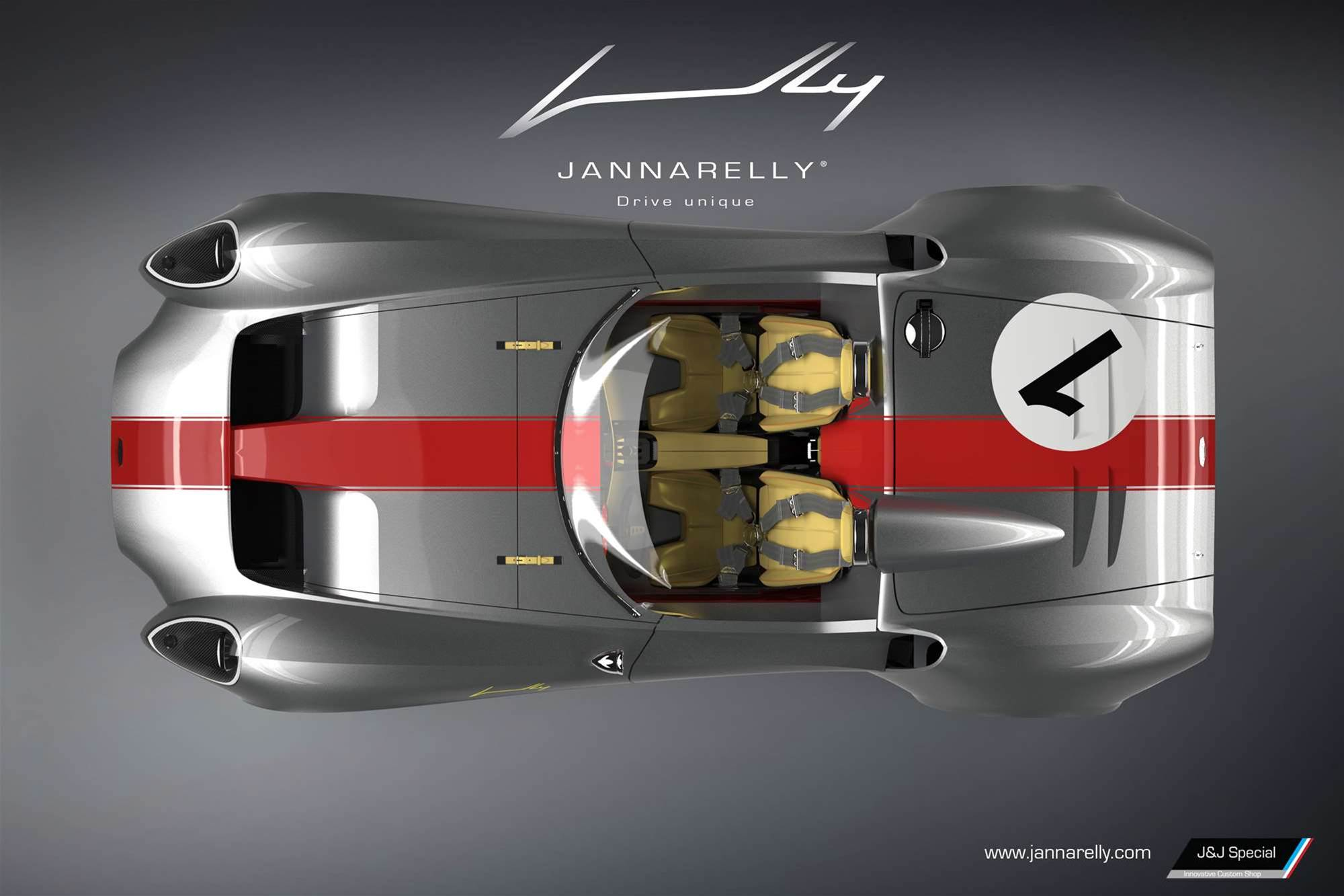Jannarelly Builds a New Car Company on Old-Car Style