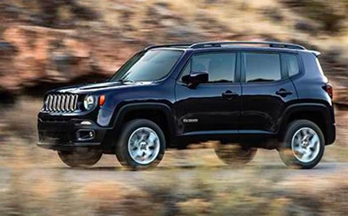 Fiat Chrysler to recall 8000 SUVs over hacking fears