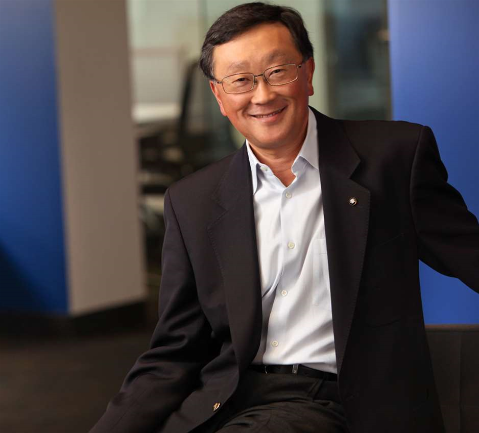 BlackBerry completes restructuring process