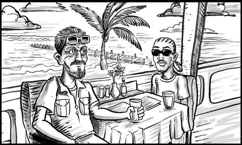 John McAfee details Belizean 'espionage'