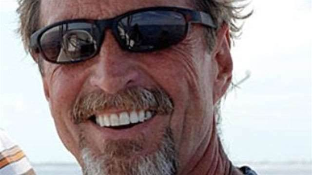 John McAfee says to seek asylum in Guatemala