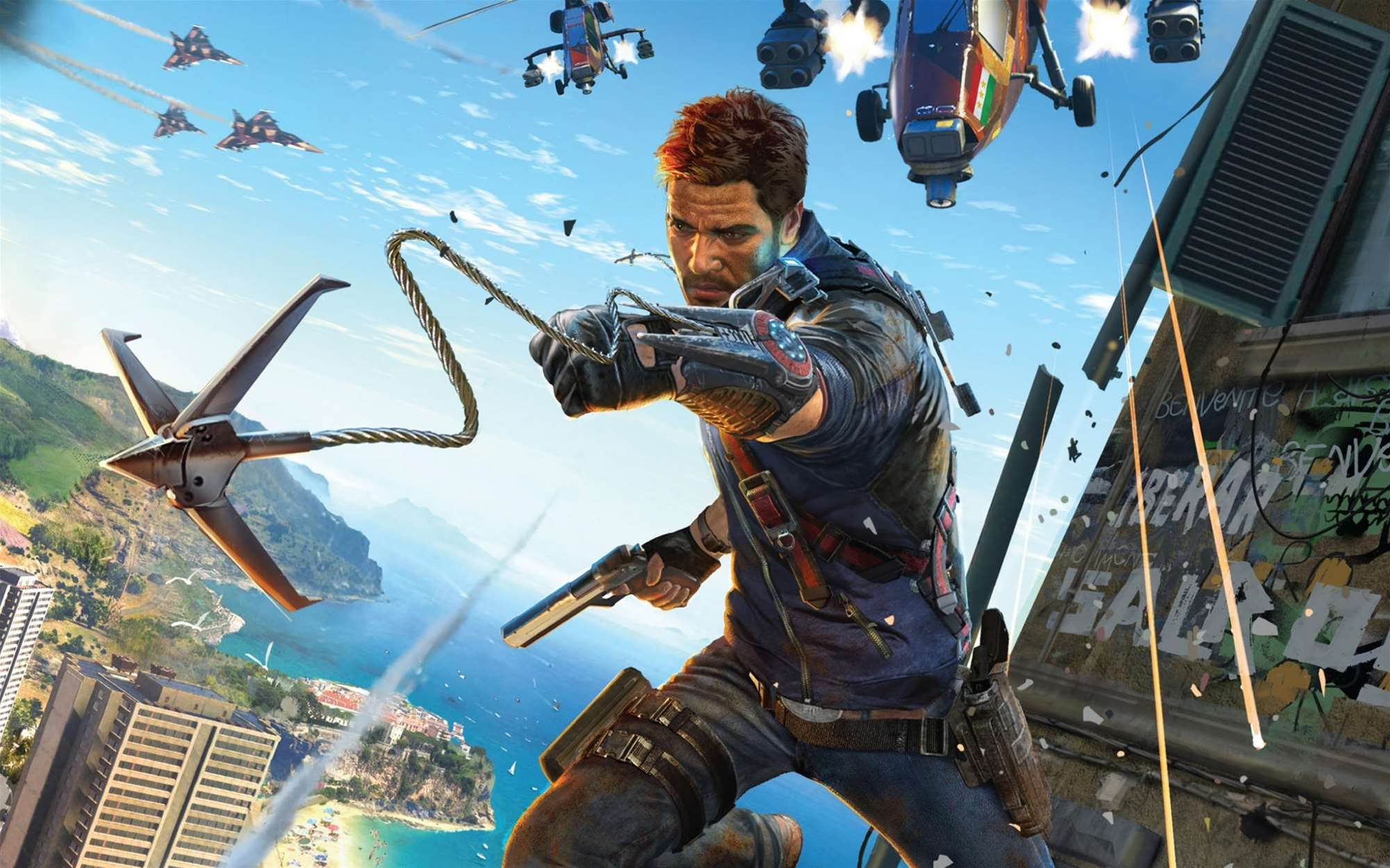 Xbox One experiencing problems with Just Cause 3