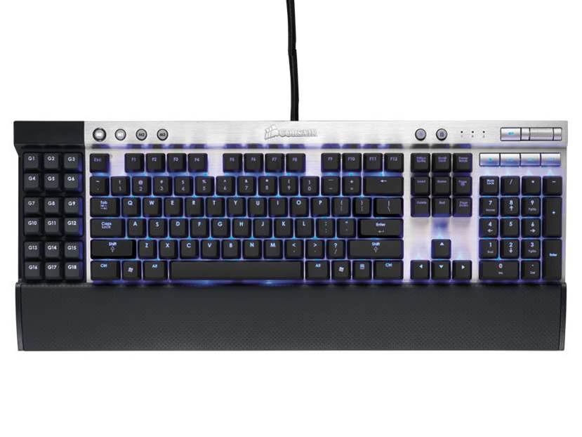 Product brief: Corsair K90 Keyboard, our favourite letter input device