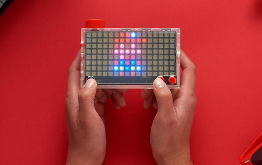 Kano Pixel Kit's grid of lights will unleash your inner coder
