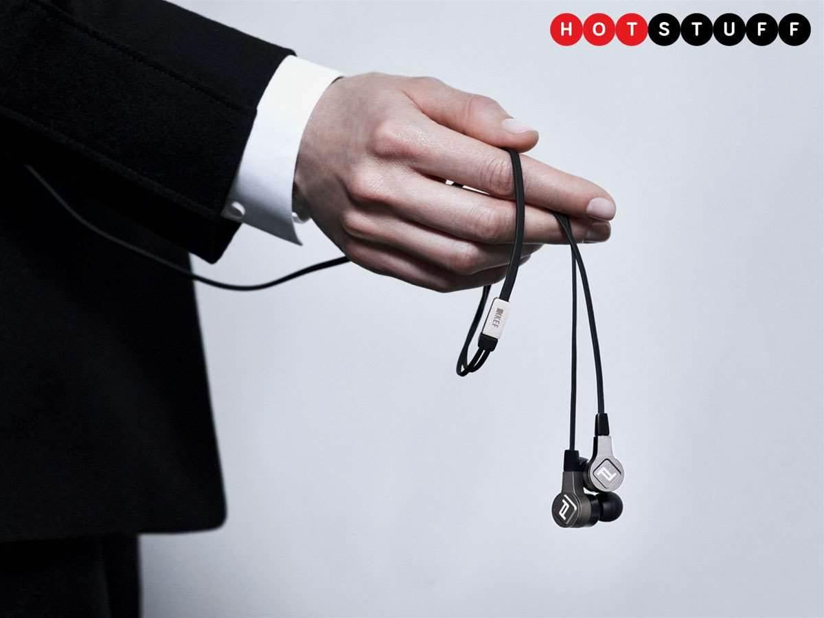 Porsche Design and KEF's wireless headphones won't go walkabout