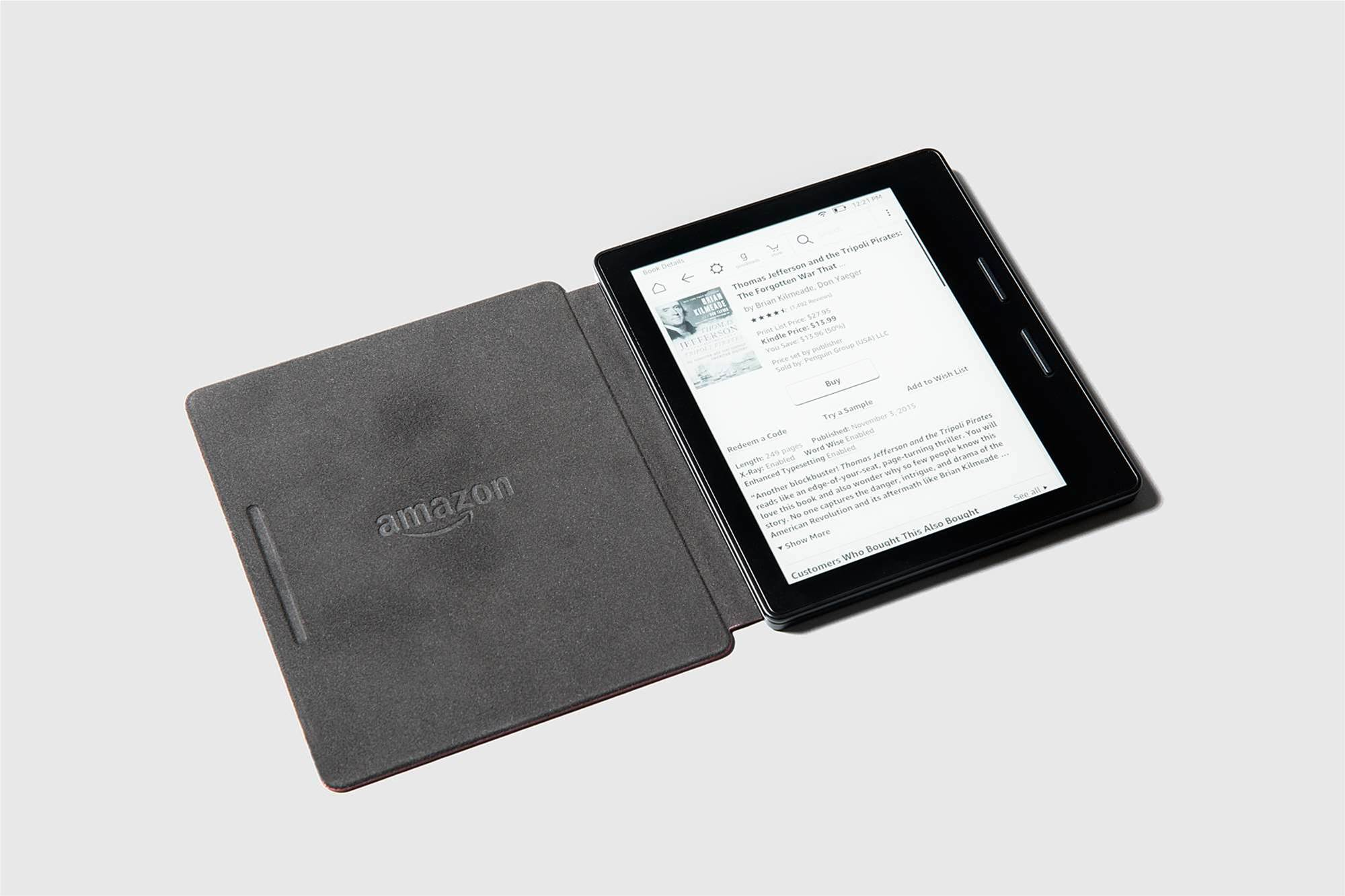 Review: Kindle Oasis