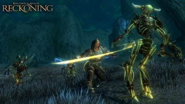 Reckoning: Kingdoms of Amalur review