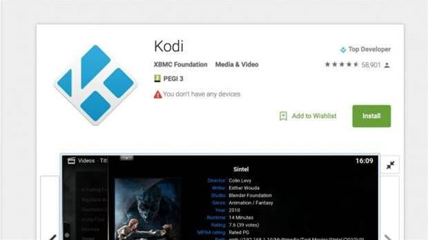 How to: Install Kodi on an Android device