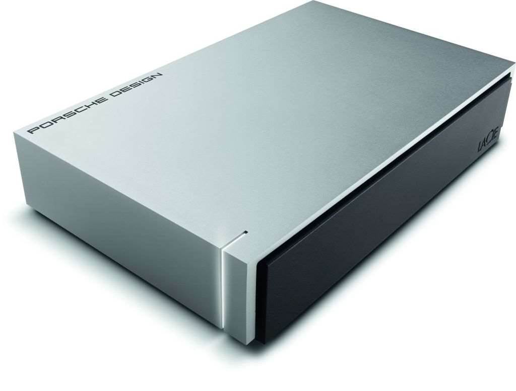 Review: LaCie Porsche Design 8TB