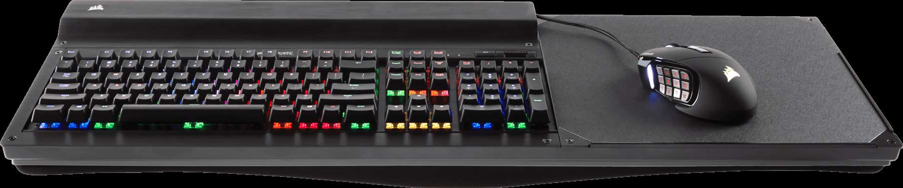 Corsair launches new Lapdog keyboard and mouse platform