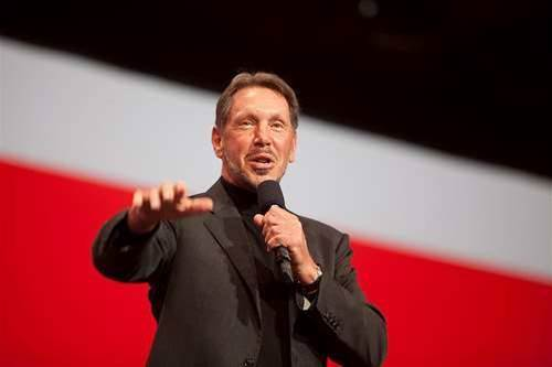 Oracle makes late play for IaaS