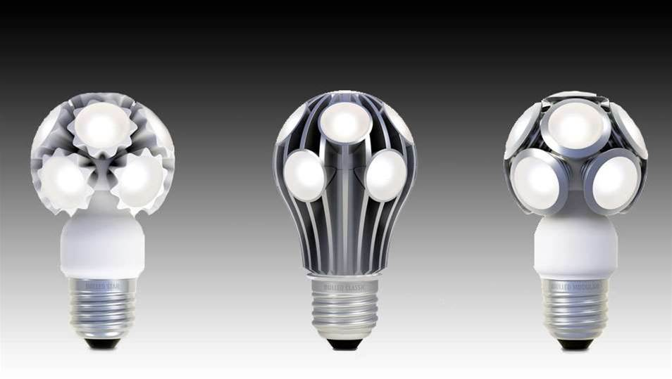 Retro tech: LED retrofit lightbulbs