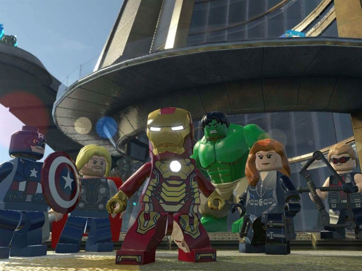 Blockbusters into block-busters: Lego Jurassic World and Marvel's Avengers games announced
