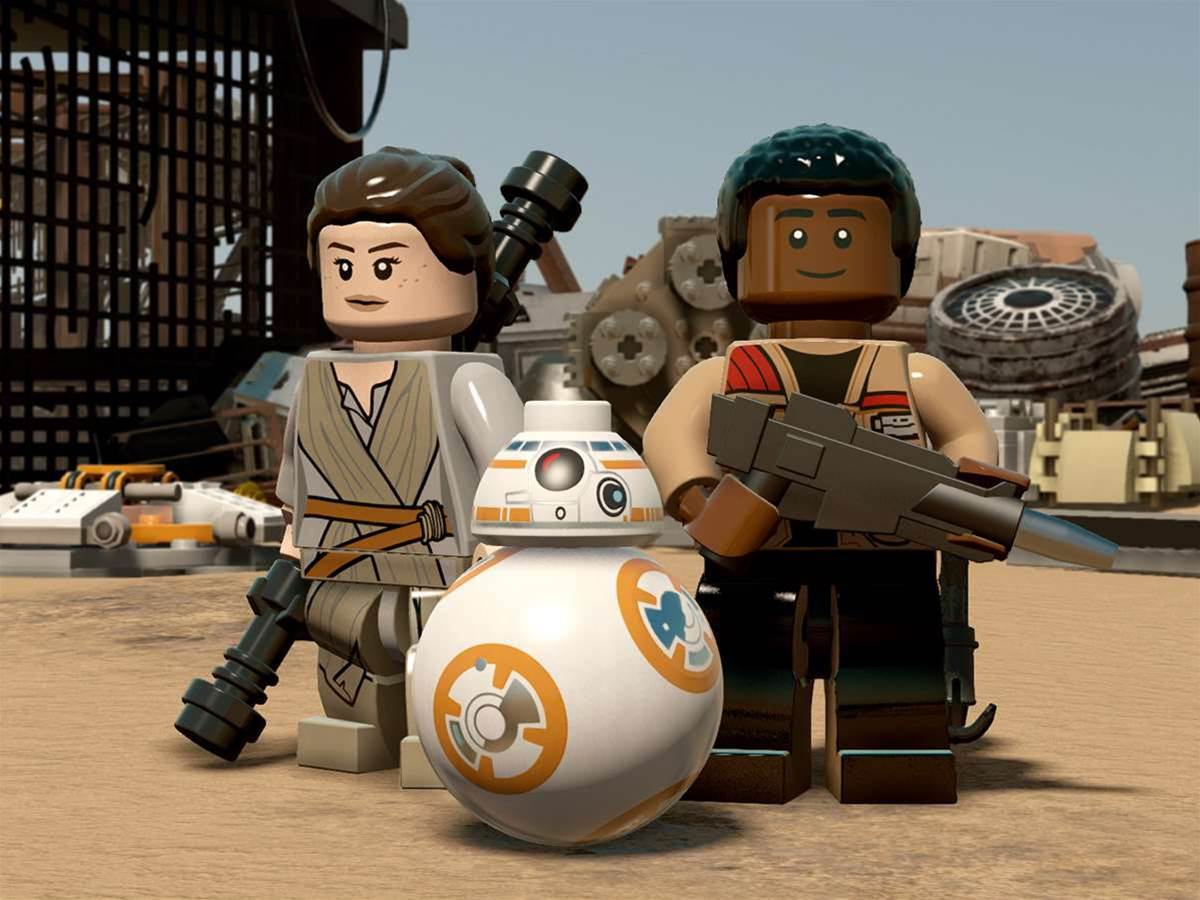 Lego Star Wars: The Force Awakens will expand upon the film's story