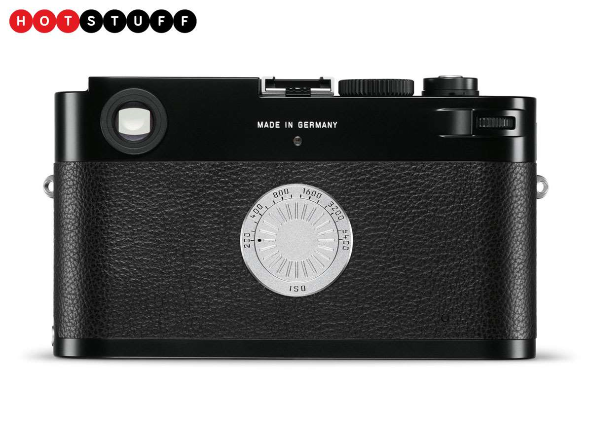 The crazy new Leica M-D has no screen and costs four grand