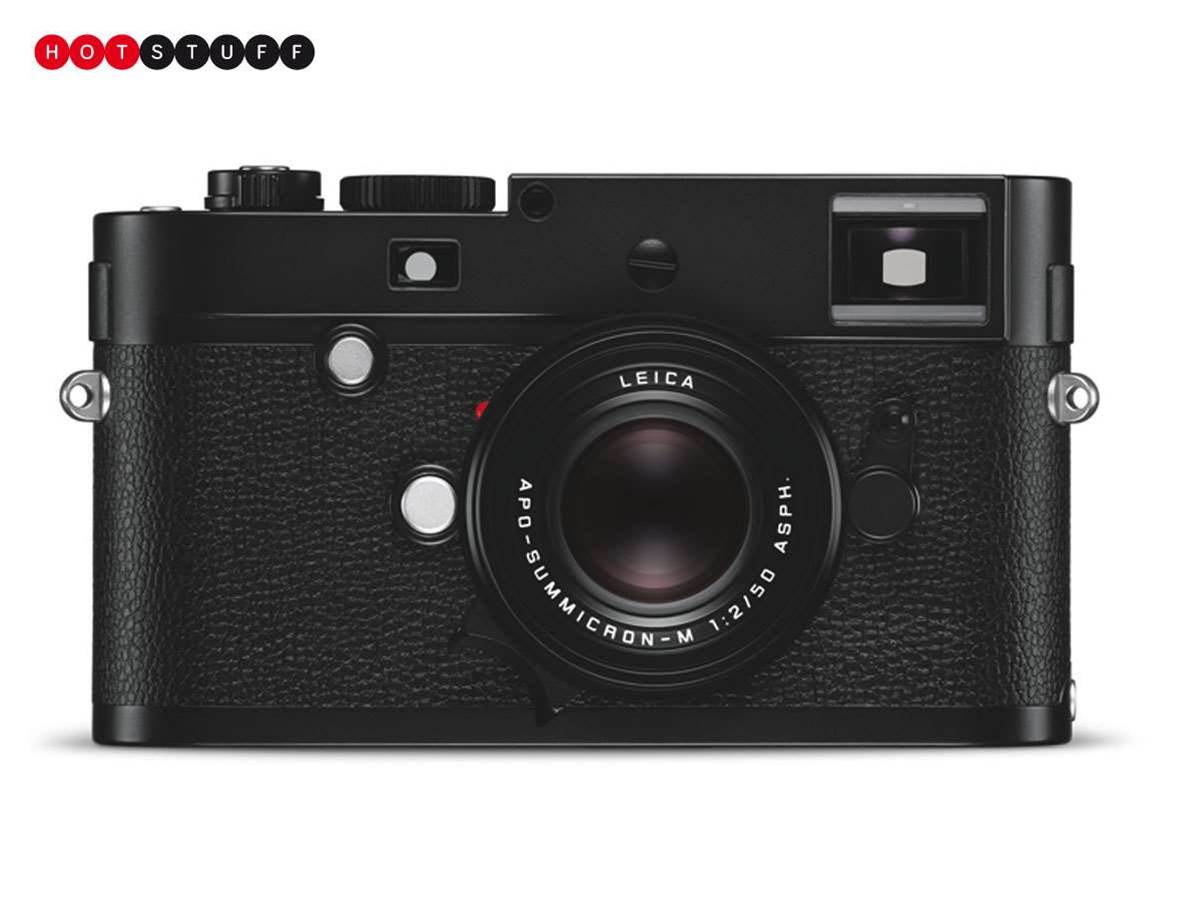 New Leica M Monochrom sees the world in sharper black and white