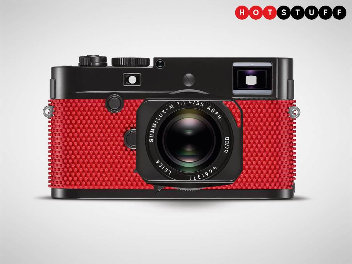 "You'll really want to get hold of the Leica M-P ""grip"""