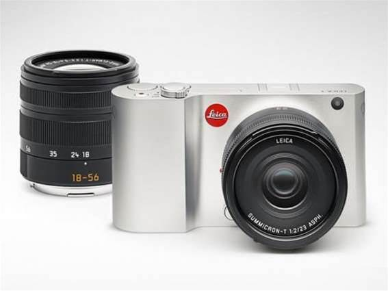 Leica T: a new system camera milled from an aluminium block