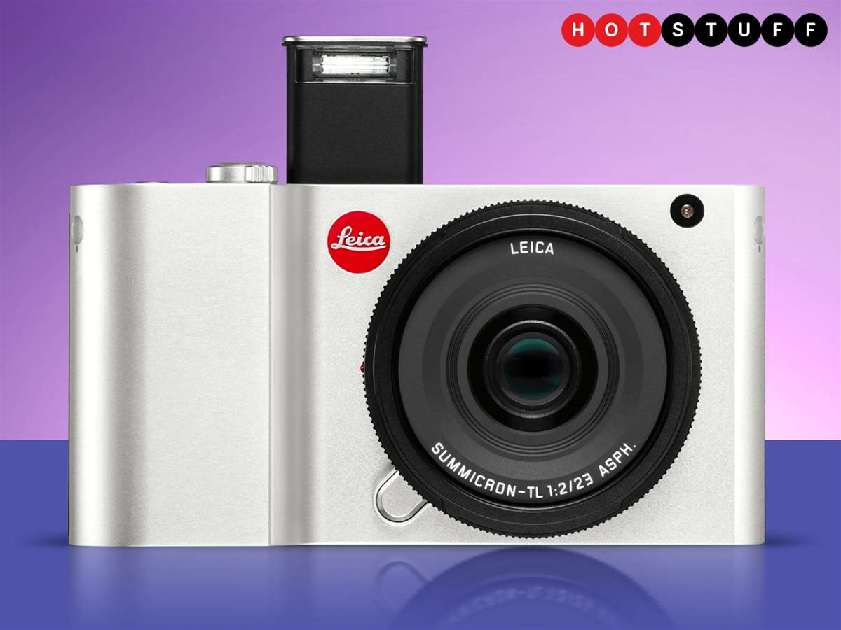 Buffer and buffer: fresh look, more memory for Leica's new TL