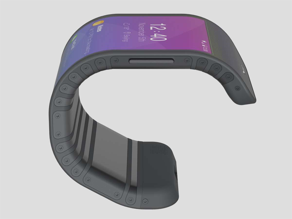 Bend it, shape it: Lenovo's amazing bendable phone and tablet are coming