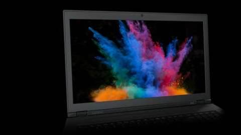 Lenovo laptops now contain Intel's powerful Xeon chips