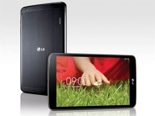 LG G Pad 8.3: an 8.3in HD screen and all the power