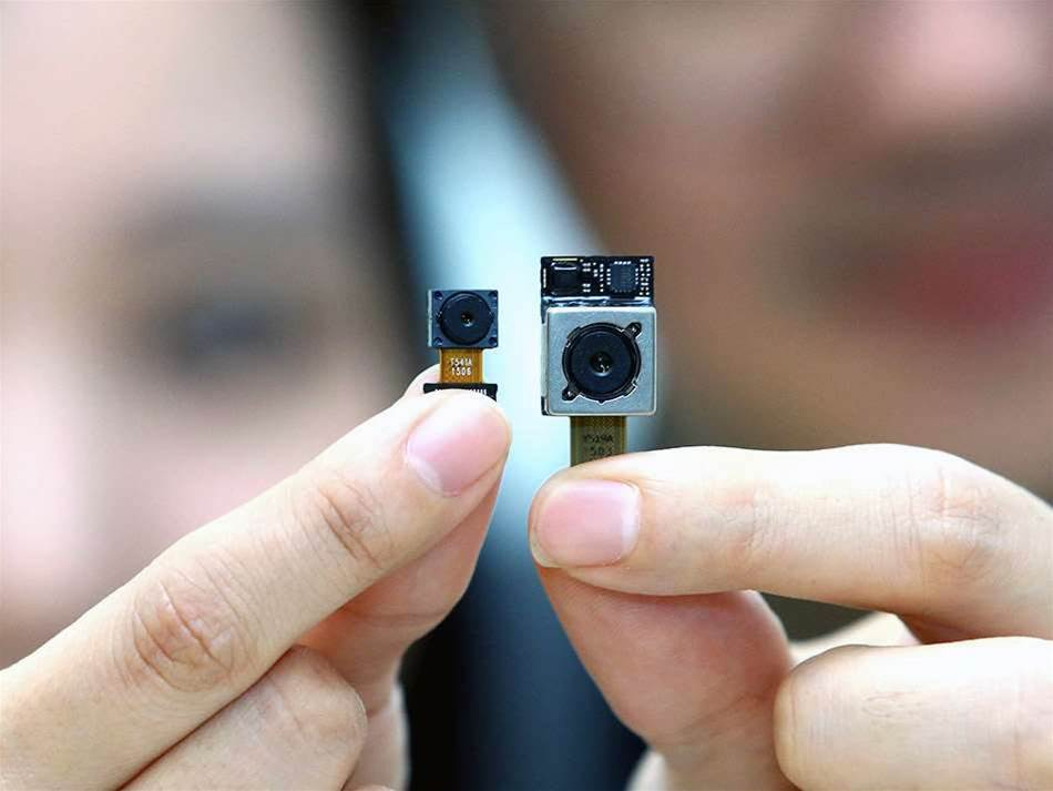 LG G4's six-layer camera lens promises better shots