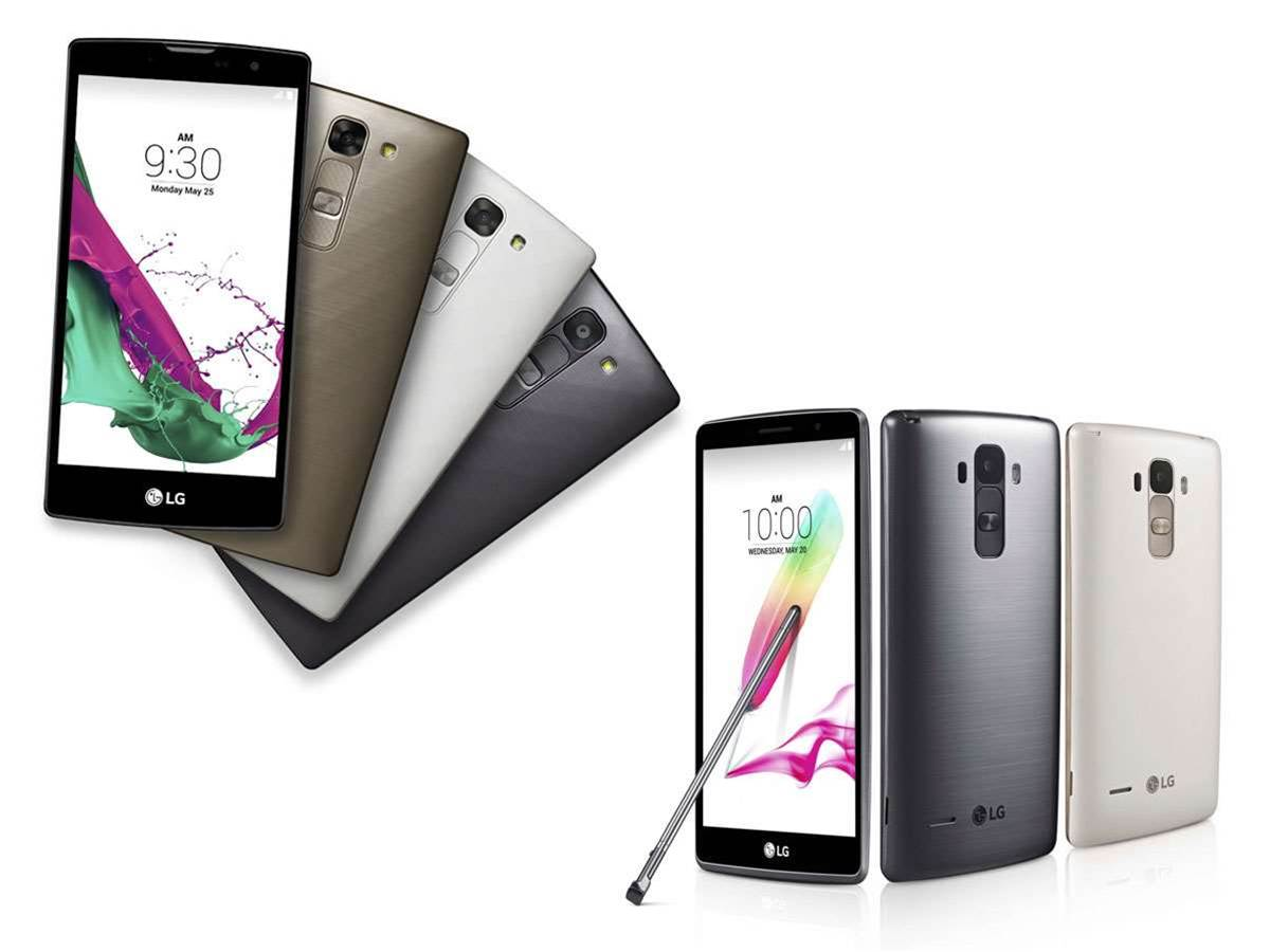 LG adds G4c and G4 Stylus to the G4 family