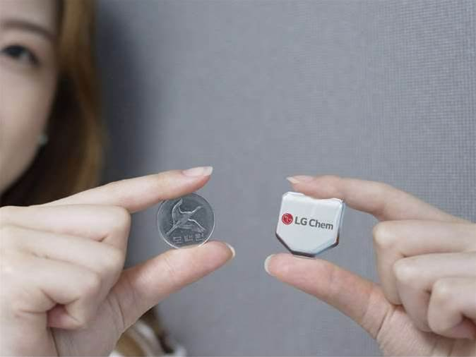 LG's hexagonal battery could revolutionise smartwatches