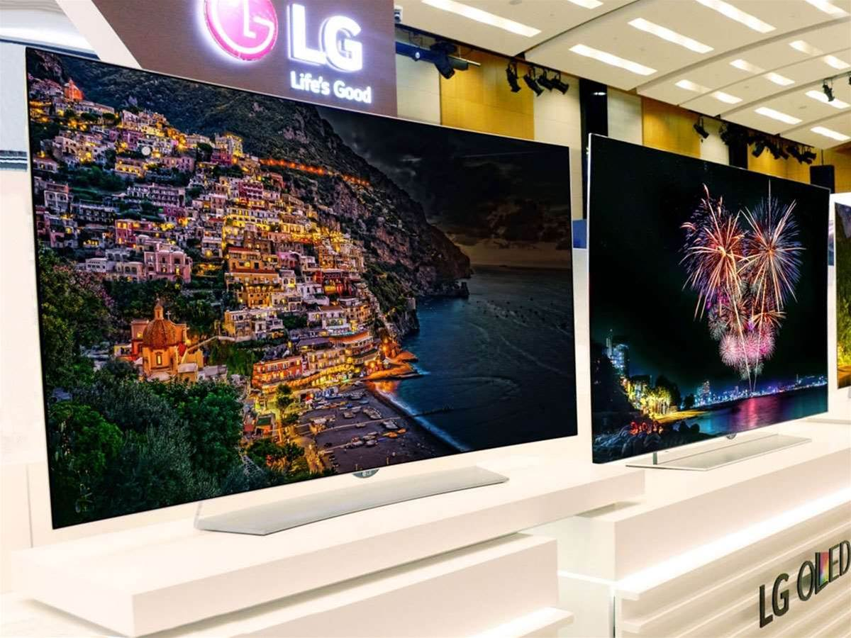 LG will launch four 4K OLED TVs at IFA 2015