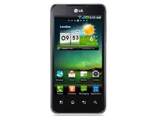 LG Optimus 4X HD officially unveiled