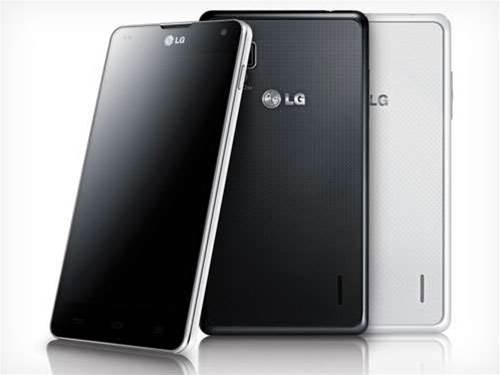 LG Optimus G announced