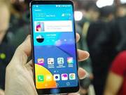 Hands-on Preview: LG G6 goes super-widescreen