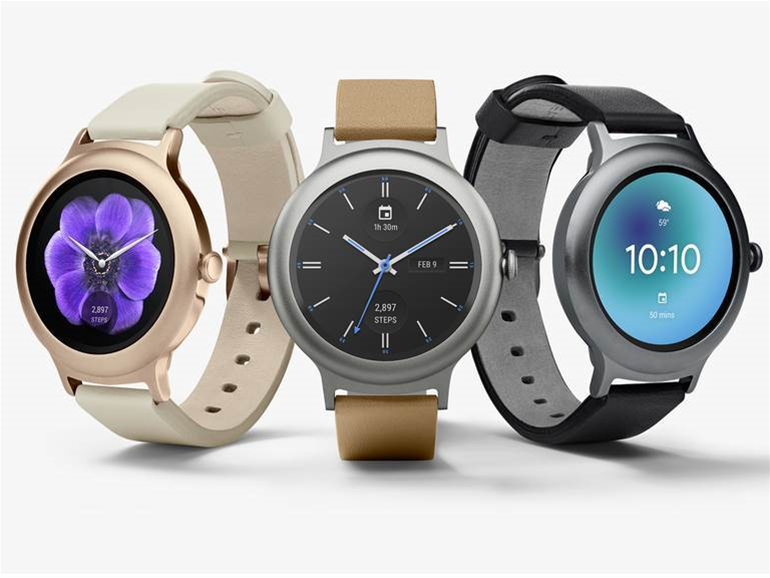 LG's two new Watches herald the arrival of Android Wear 2.0