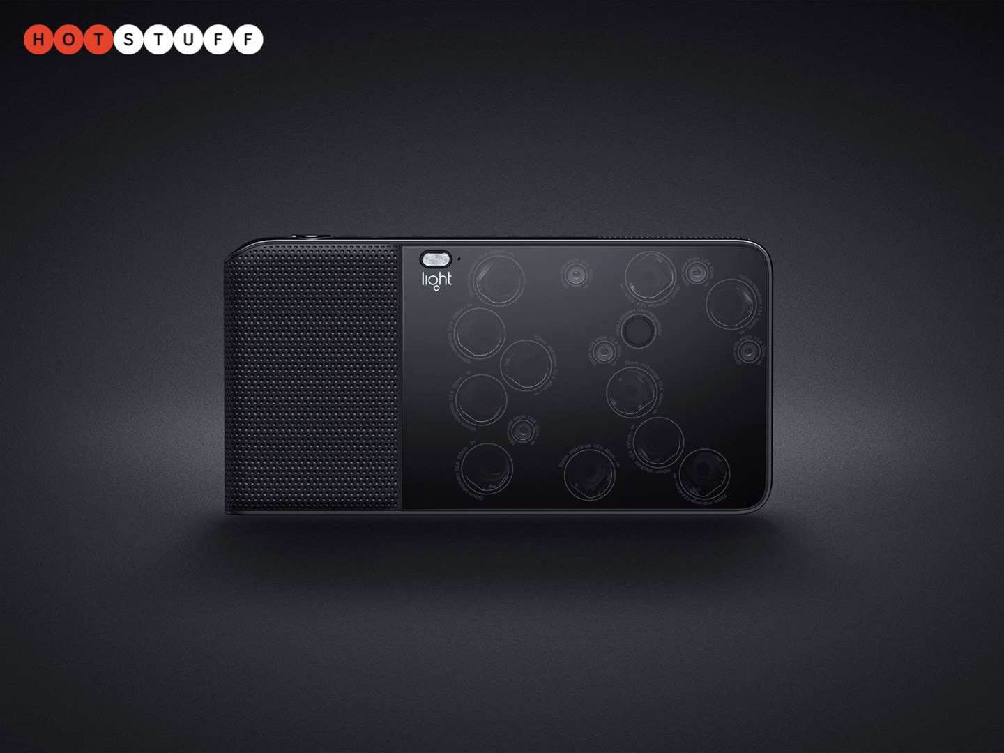 This insane camera boasts an incredible 16 lenses
