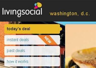 LivingSocial hack exposes Australian customers