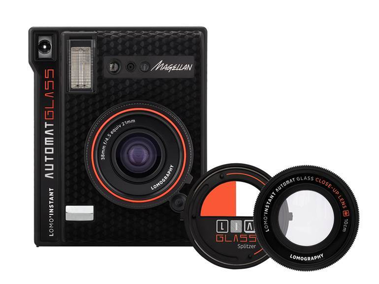 Lomo's latest instant camera is top of the glass