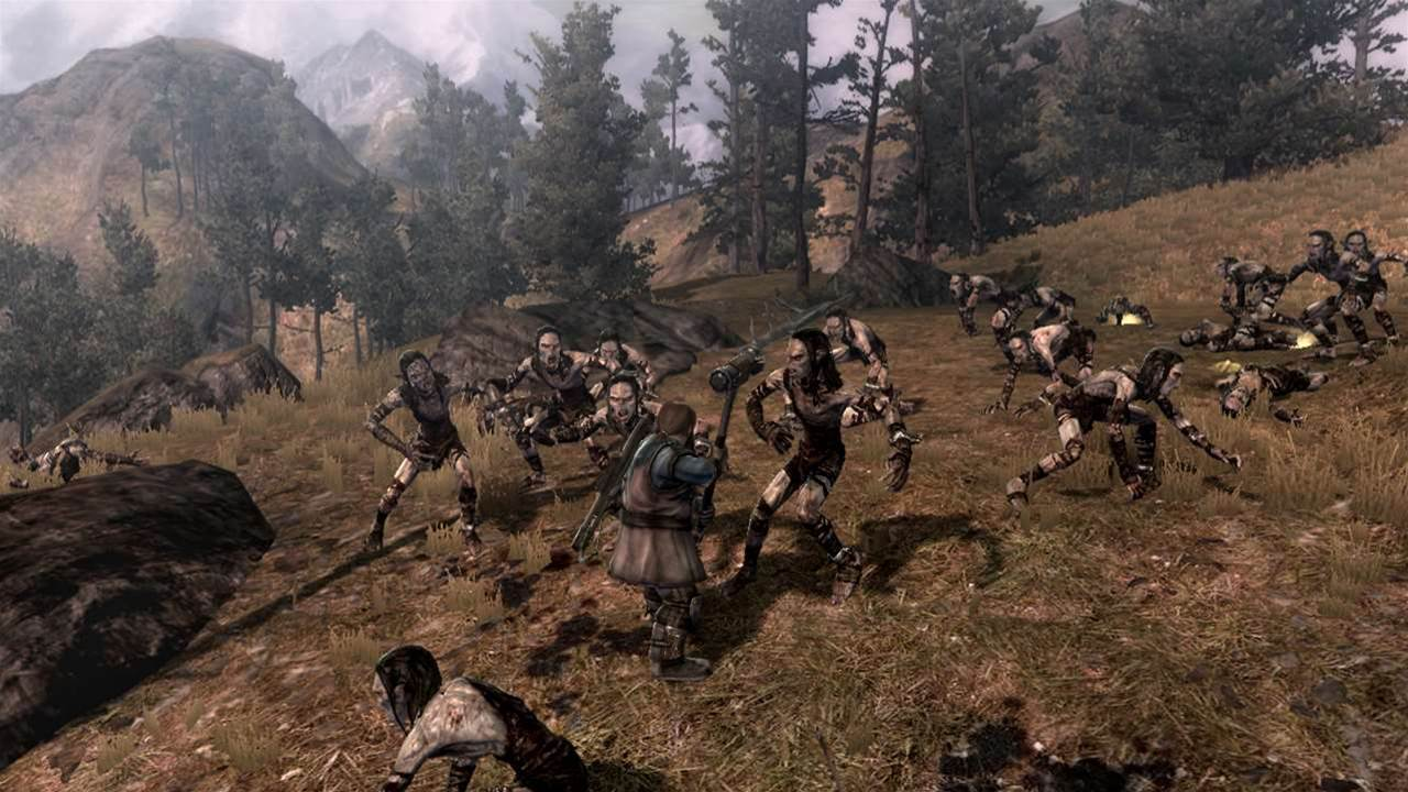 Lord of the Rings: War in the North - not perfect, but fun
