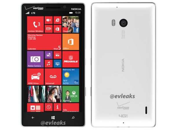 Nokia Lumia 929 details leaked