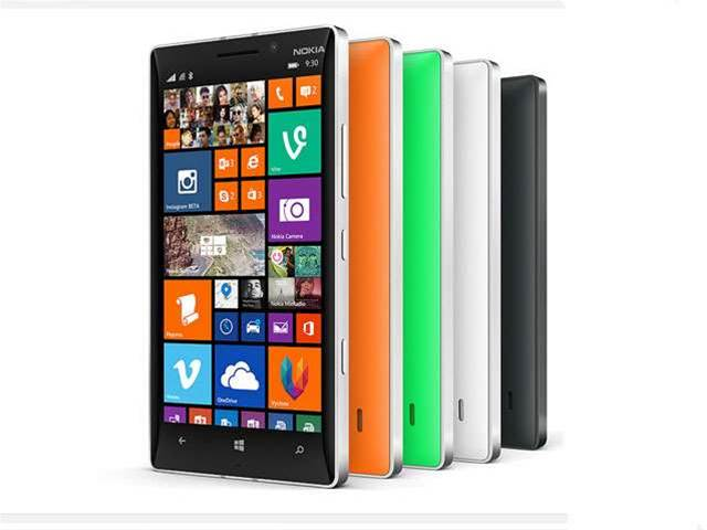Nokia's Lumia 930 and 635: more phones with Microsoft Office