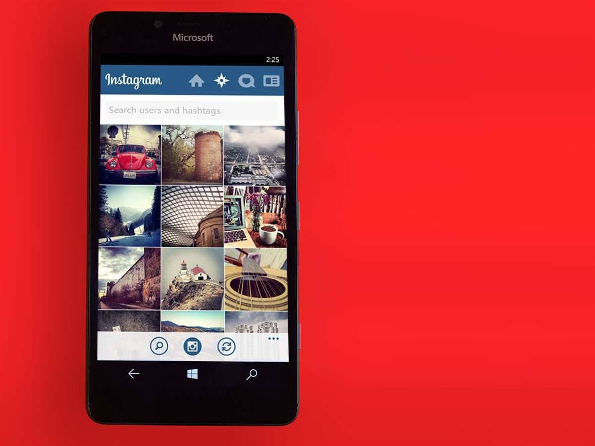 Instagram finally shows Windows Phone some love
