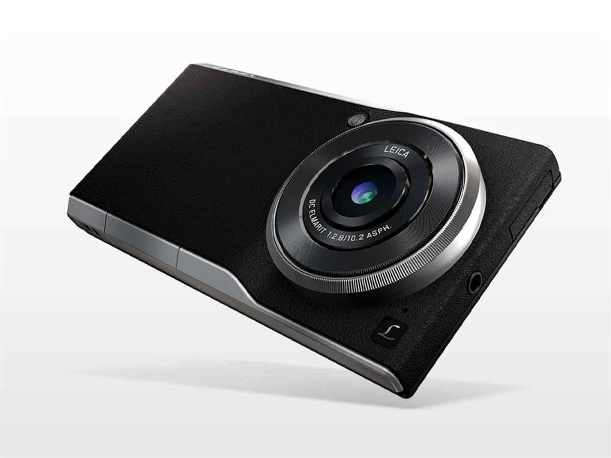 Panasonic's CM10 smartphone camera drops the phone part