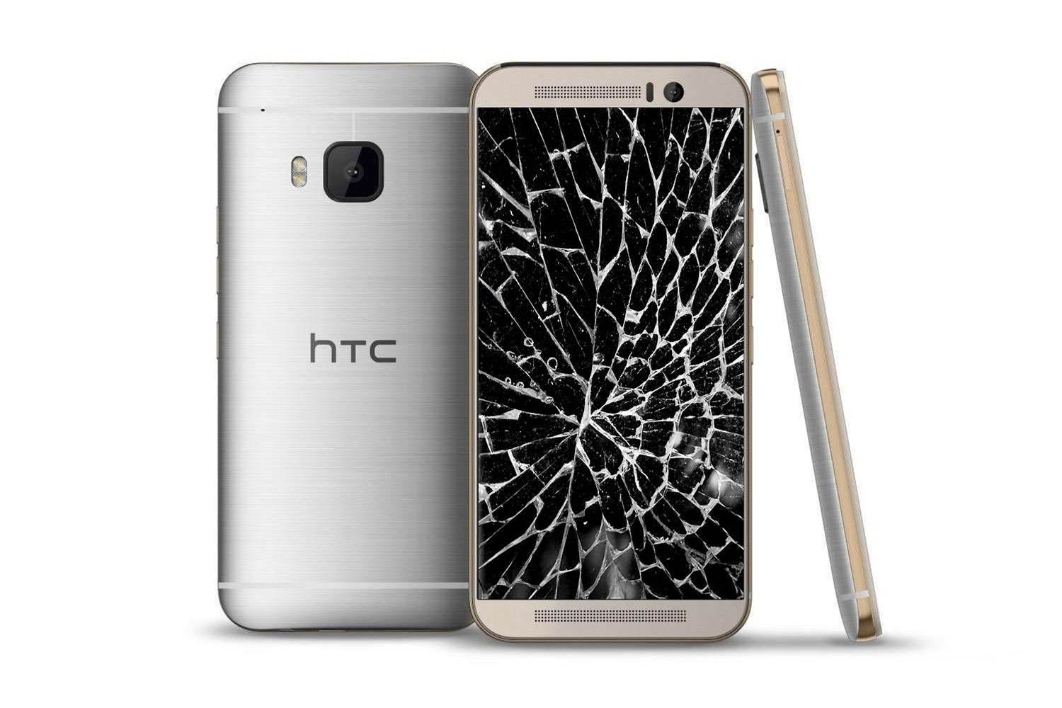 HTC will replace your damaged One M9 - for free