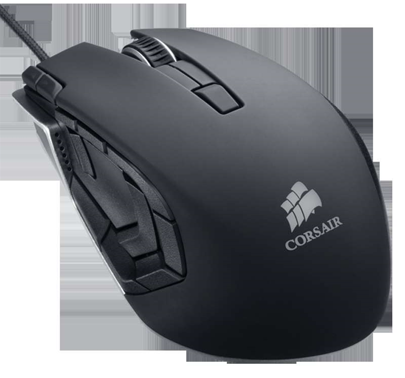 Labs Brief: Corsair M95 mouse